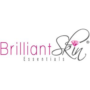 Brilliant Skin Logo_BW - Brilliant Kristine